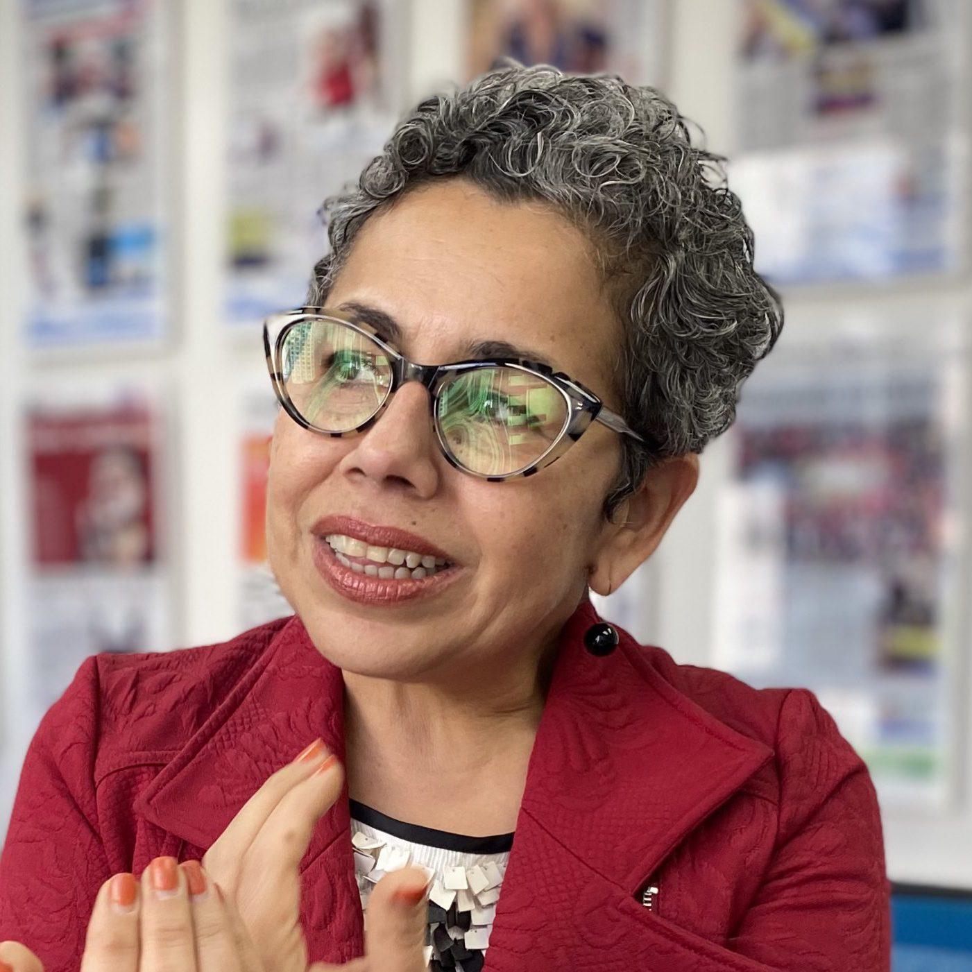 Clarissa Martinez