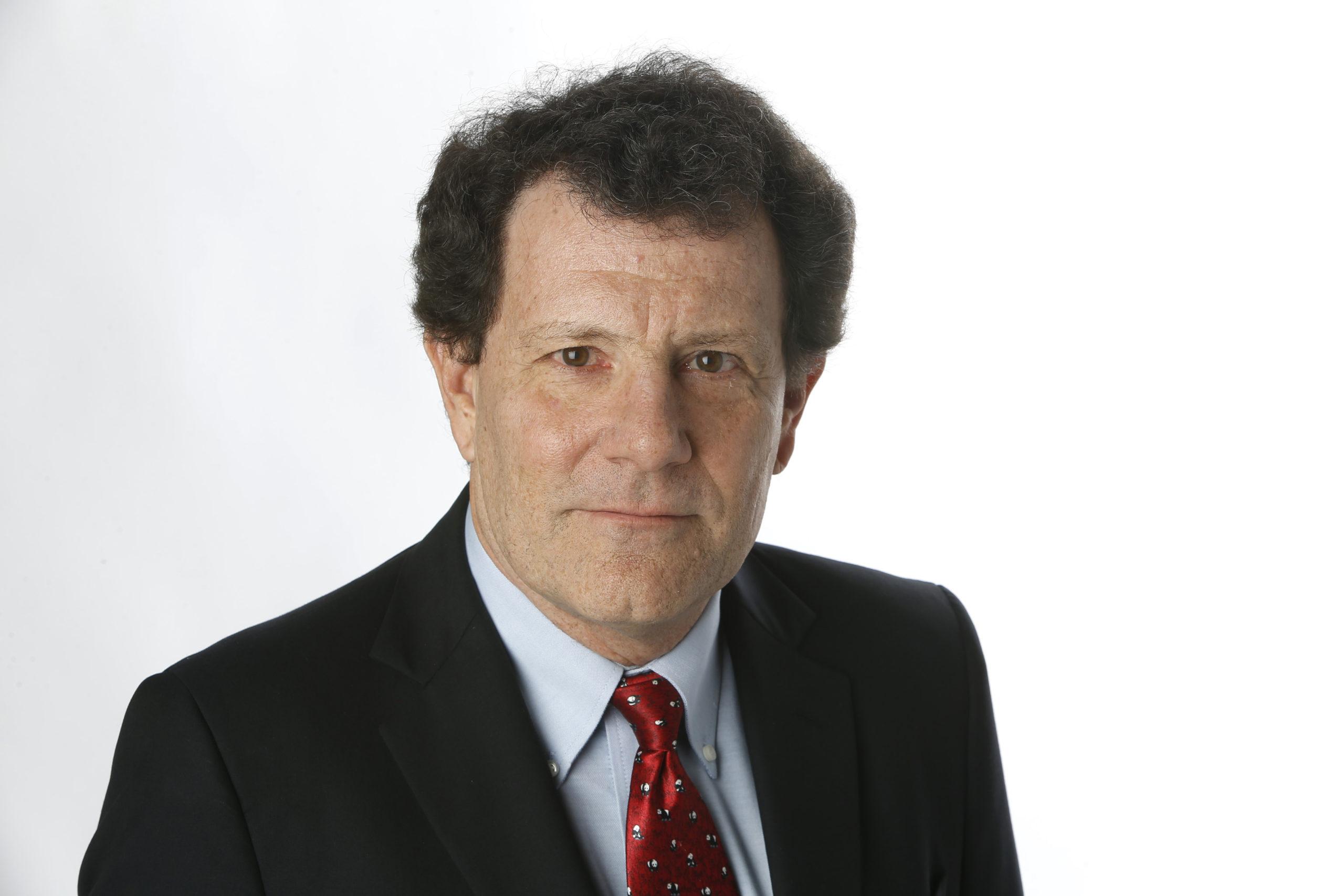 Nicolas Kristof